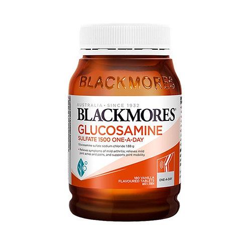 Blackmores Glucosamine Sulfate 1500 180t 維骨力關節炎180粒