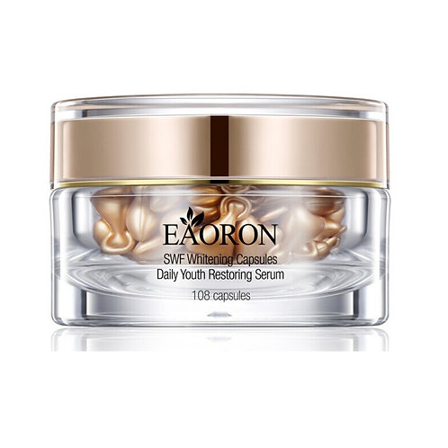 EAORON SWF Whitening Capsules Serum 108c 水光針美白膠囊 亮白益膚菌108粒