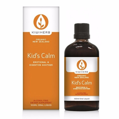 Kiwiherb Kid's Calm 100ml 安兒寶 舒緩情緒
