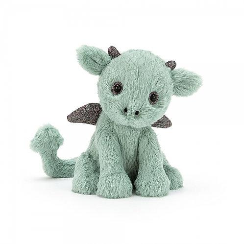 Jellycat Starry-Eyed Dragon 18cm 星星眼睛龍