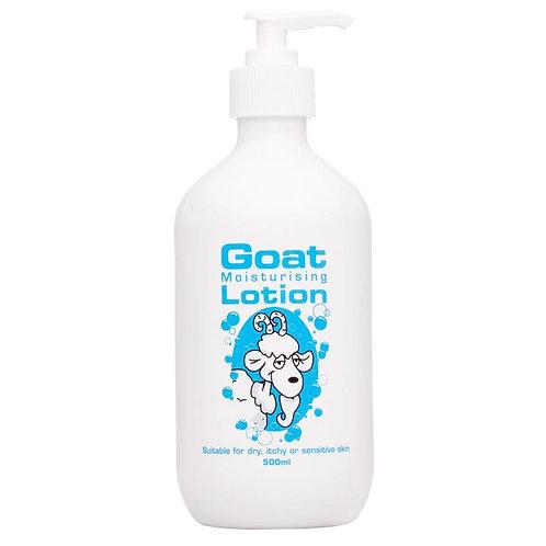 Goat Moisturising Lotion 500ml 山羊奶原味保濕乳
