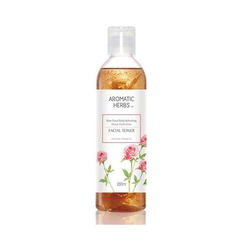 Aromatic Herbs Facial Toner 250ml 玫瑰花瓣精華爽膚水