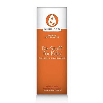 Kiwiherb De-Stuff for Kids 100ml 兒童鼻喉糖漿 舒緩耳鼻炎症