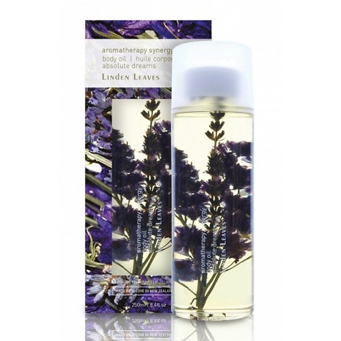 Linden Leaves Body Oil Absolute Dreams 250ml 薰依草身體油