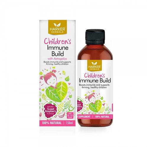 Harker Herbals Children's Immune Build 150ml 兒童免疫力增強液