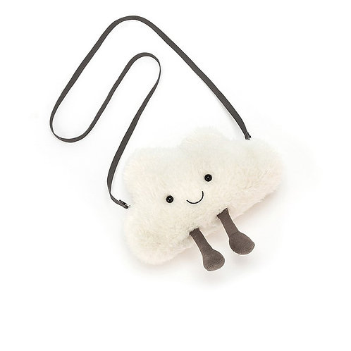 Jellycat Amuseable Cloud Bag 23cm 雲朵包包