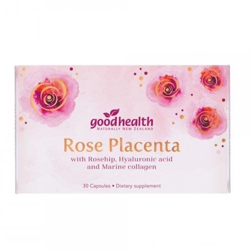 Good Health Rose Placenta 30s 玫瑰胎盤素