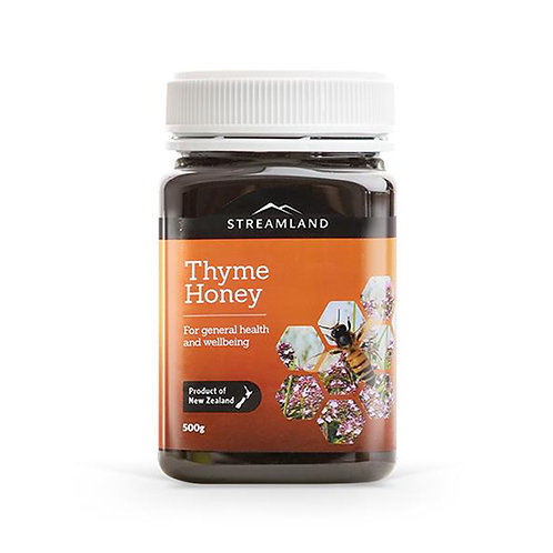 Streamland Thyme Honey 500g 百里香蜂蜜