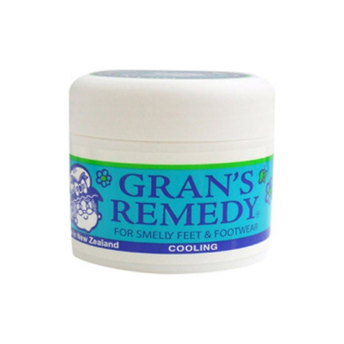 Gran's Remedy Cooling Powder with Peppermint 50g 老奶奶 除脚臭粉 薄荷味