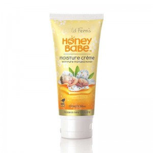 Wild Ferns Honey Babe Moisture Cream 100ml 寶寶保濕護膚霜