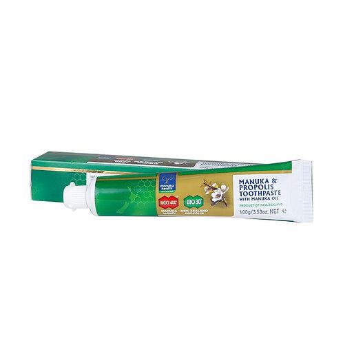Manuka Health Propolis Toothpaste with Manuka Oil 100g 蜂膠牙膏