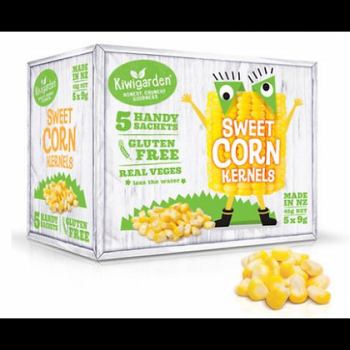 Kiwigarden Sweet Corn Kernels 45g 香甜玉米粒