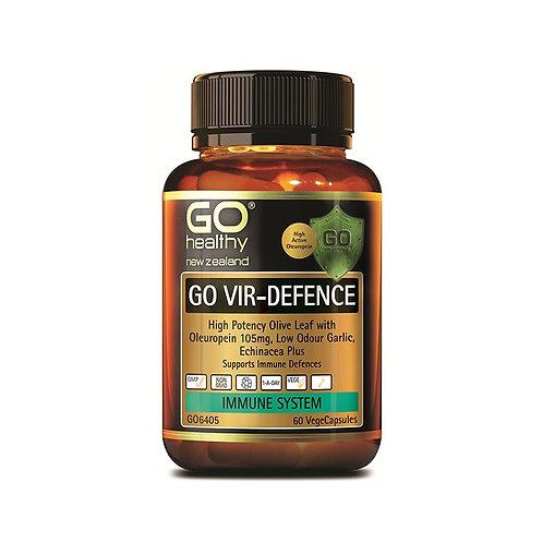 Go Healthy Go Vir-Defence 60 capsules 病毒清膠囊60粒