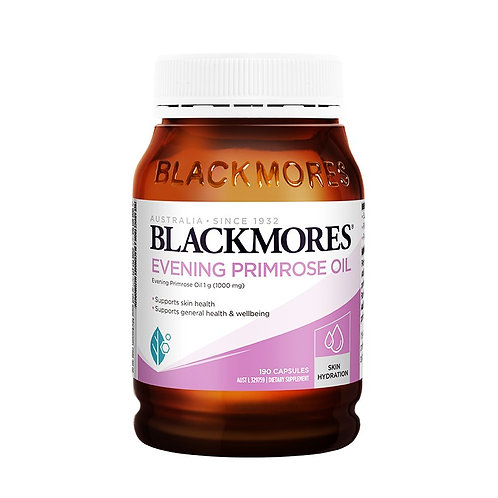 Blackmores Evening Primrose Oil 190c 月見草油膠囊190粒