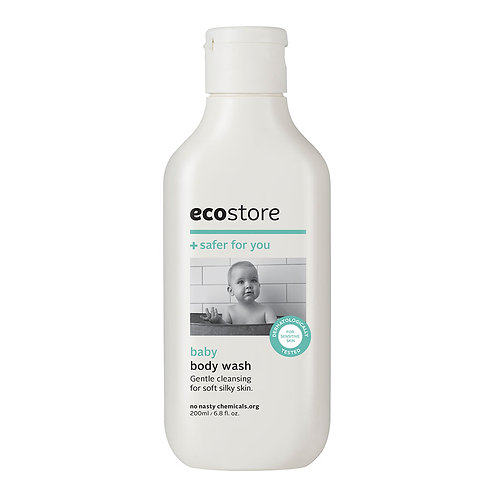 Ecostore Baby Wash 200ml 纯天然嬰兒沐浴露