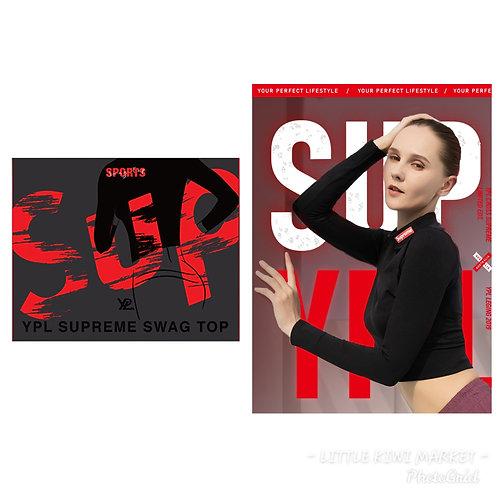 YPL x Supreme Swag Top (Free Size)  限定款瘦身塑形上衣 均碼