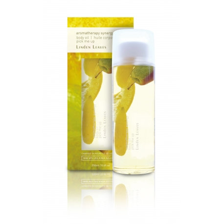 Linden Leaves Body Oil Pick Me Up 250ml 檸檬身體油