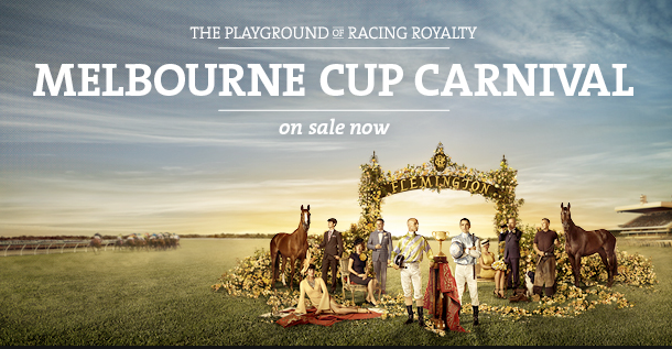 Melbourne cup carnival 2015