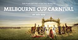 Melbourne cup carnival 2015