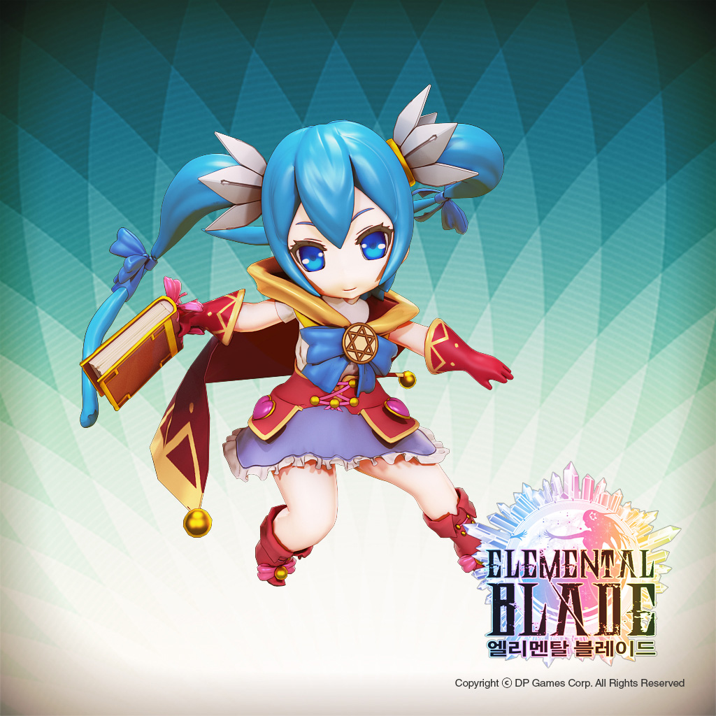 Elemental Blade (2016)_Maho
