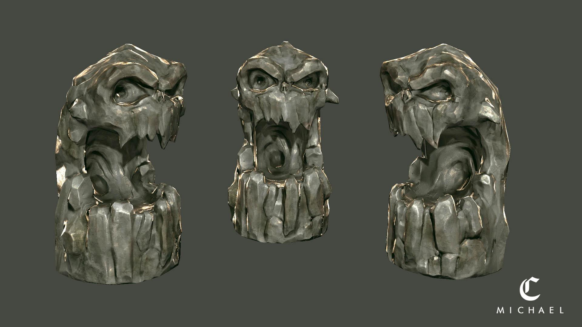 Stone_Statue (2010)