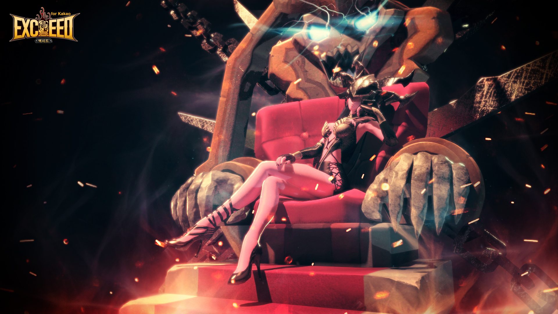 Exceed World Boss Image (2015)