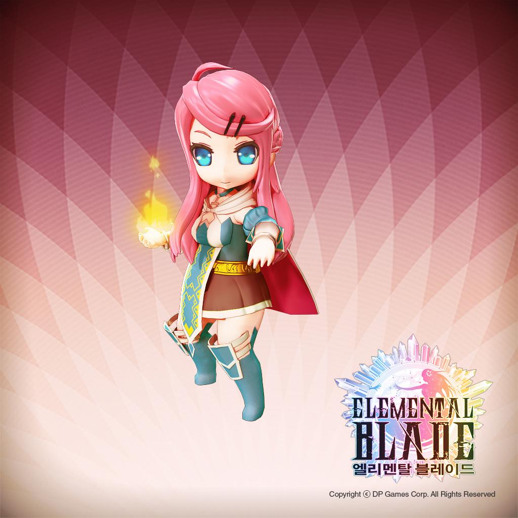 Elemental Blade (2016)_Rucy
