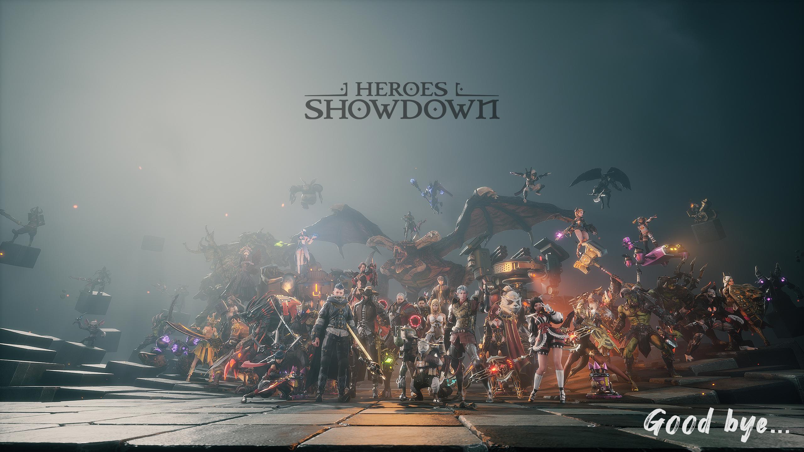 Heroes Showdown