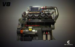 V8 Engine (2013)