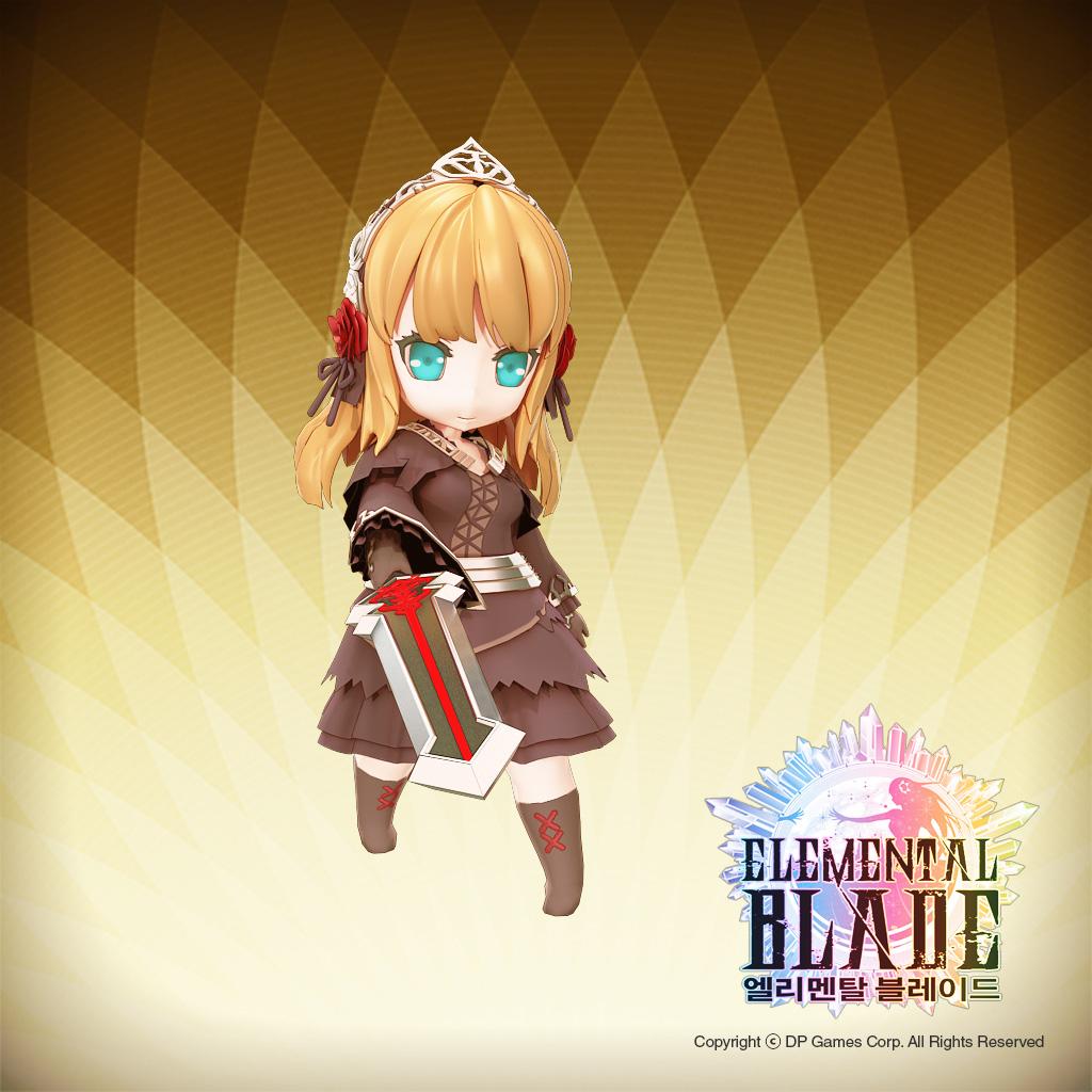 Elemental Blade (2016)_Nasha