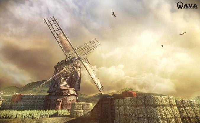 FPS 'A.V.A' Windmill