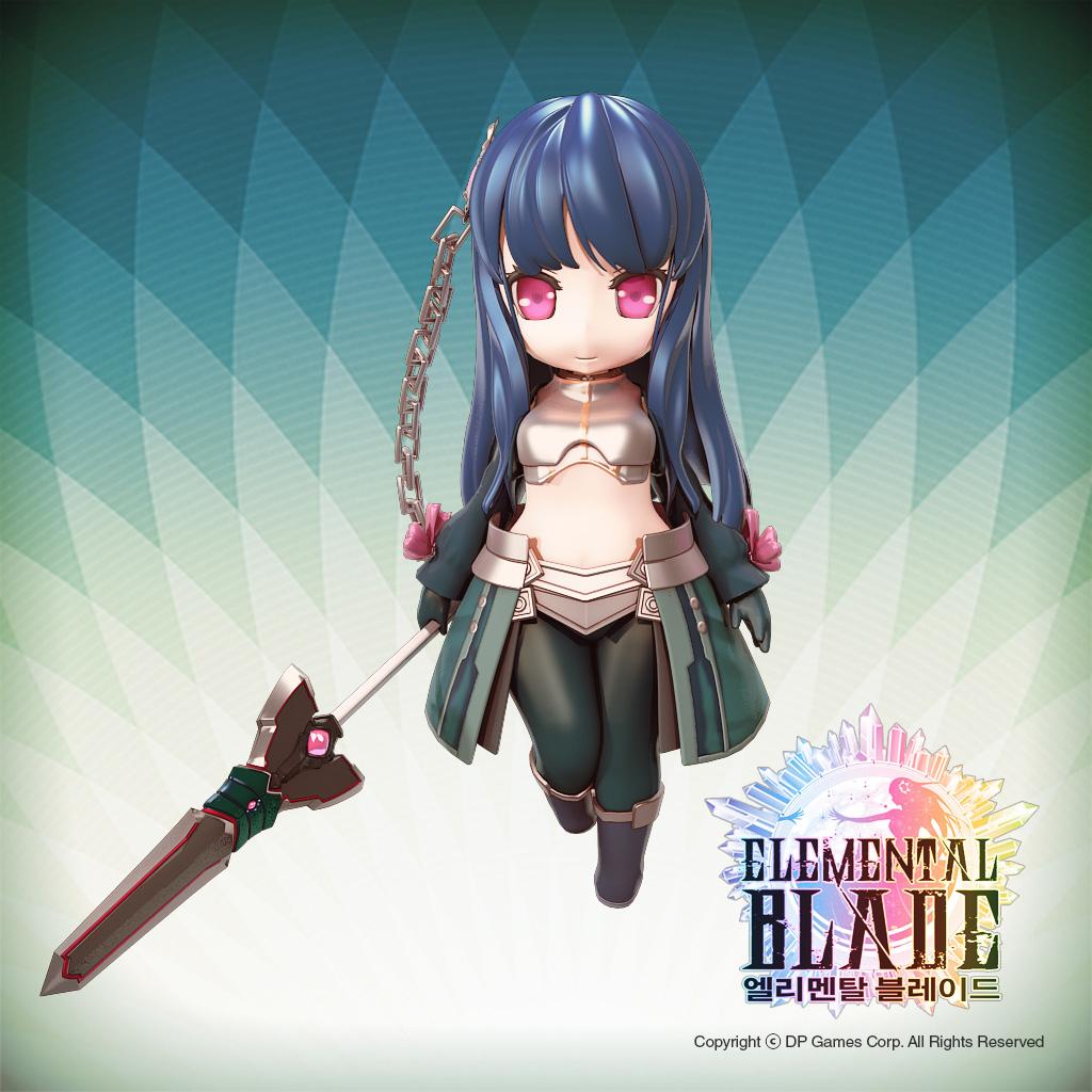 Elemental Blade (2016)_sizuki