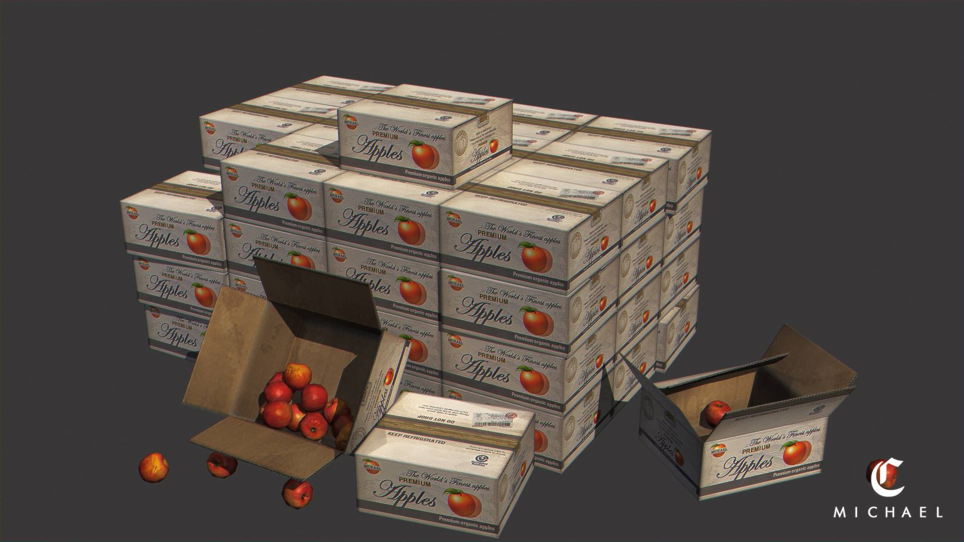 Apple Box (2012)