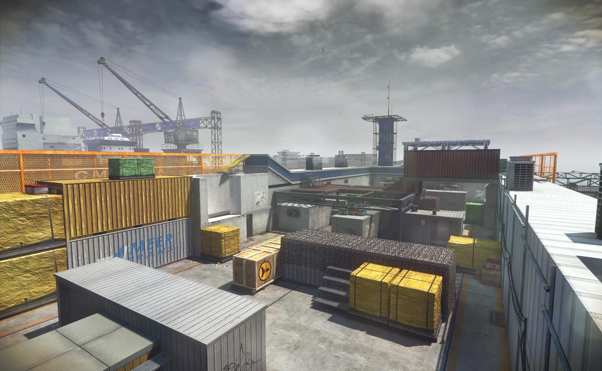 FPS 'A.V.A' Port