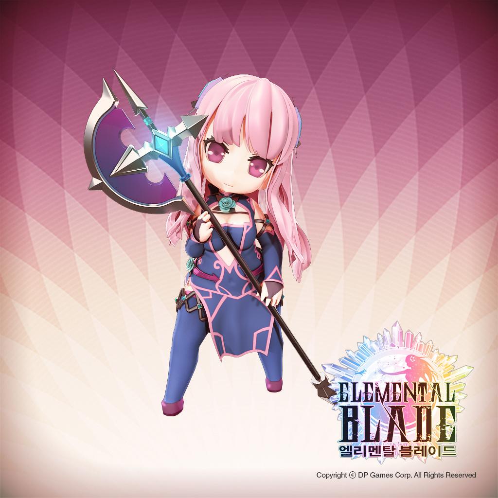 Elemental Blade (2016)_Sena