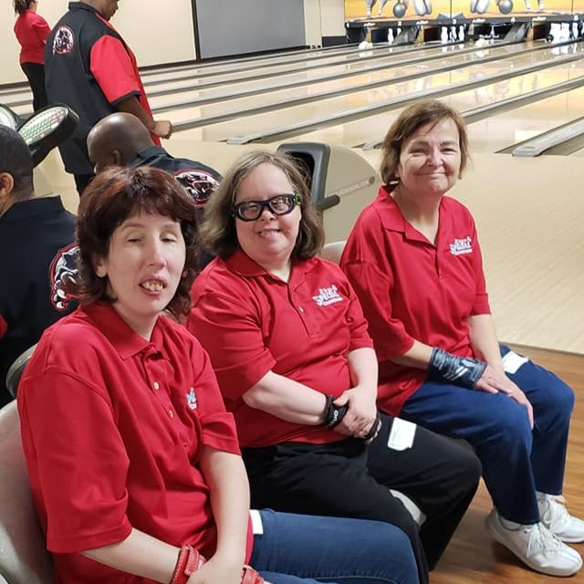 2021 Special Olympics Bowling
