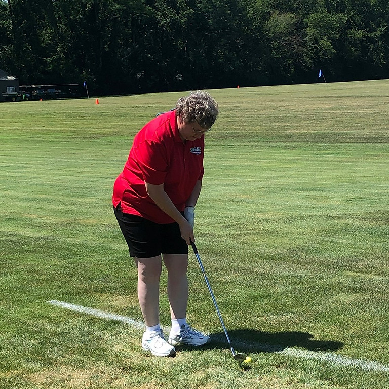Special Olympics Golf