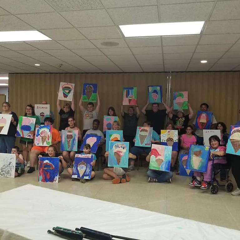In Person Paint Party