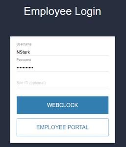PayNortheast Employee Portal Login