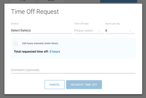 How to request time off | PayNortheast