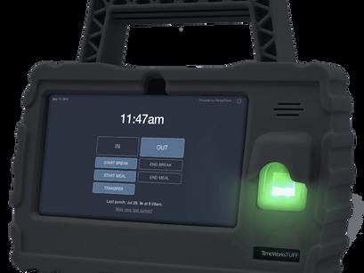 TimeWorksTUFF User Guide | Weather Resistant Clock