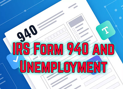 IRS Form 940 - Federal Unemployment Tax Report