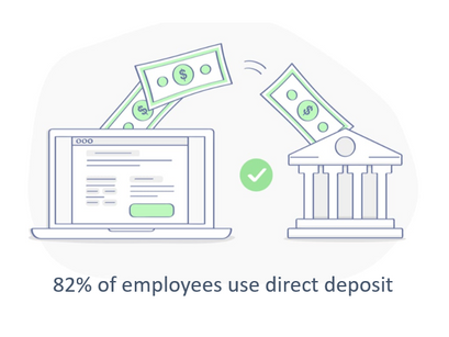 The Benefits of Using Direct Deposit