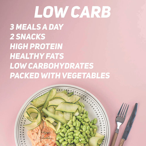The Low Carb Plan