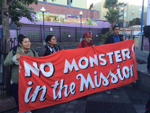 The 'Monster in the Mission' Finally Comes to a Neighborhood Hearing
