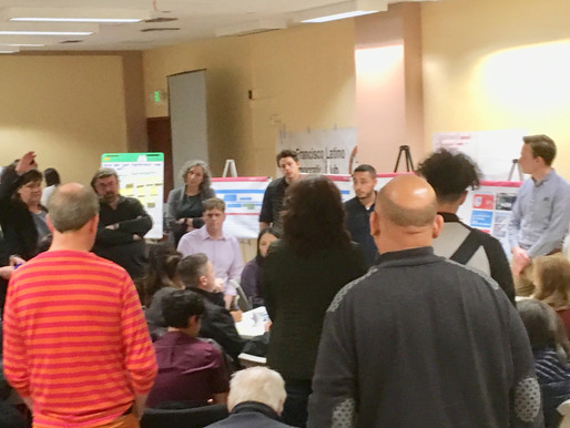 Red Lanes Concerns Dominate 16th Street Meeting with SFMTA