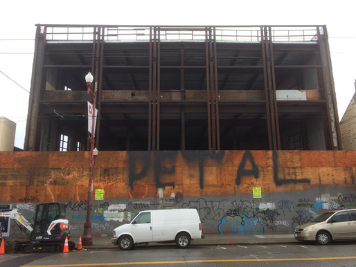 Owner Who Illegally Demolished Historic Cine Latino Facade Appeals Revoked Permits