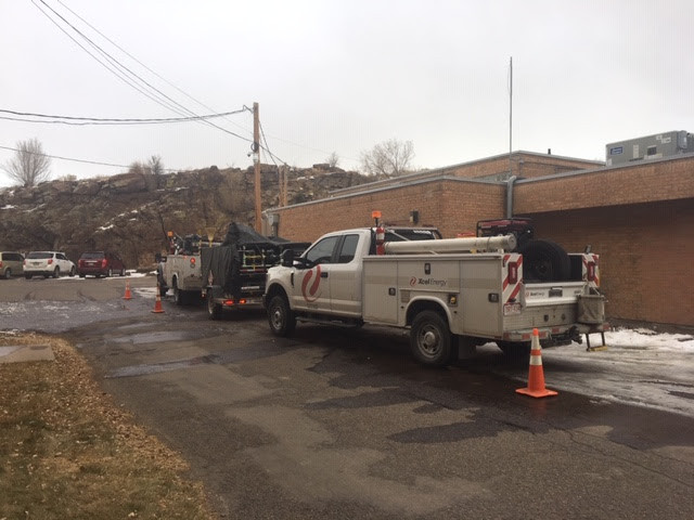 Natural Gas Outage in Del Norte