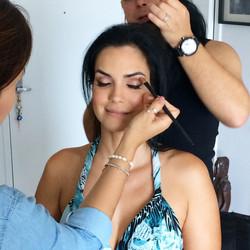 Makeup Scarlet Ortiz