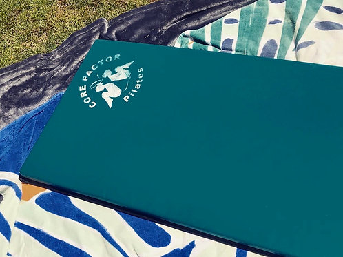 LONG & TALL Pilates Mat in AQUA